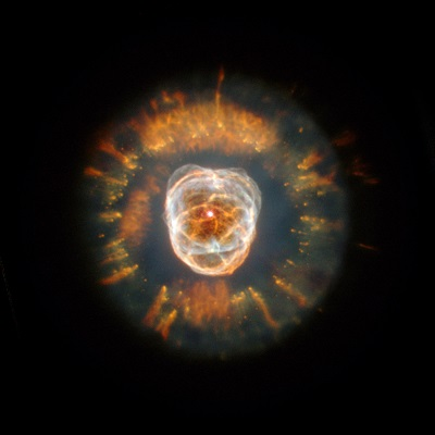 C39 - NGC 2392 - The Eskimo Nebula (NASA, ESA, and The Hubble Heritage Team (STScI/AURA))