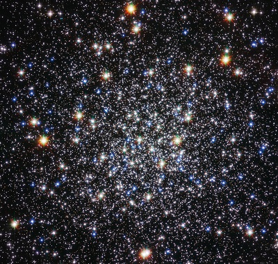M12 globular cluster by the Hubble Space Telescope (credit:- NASA, The Hubble Heritage Team (AURA/STScI))