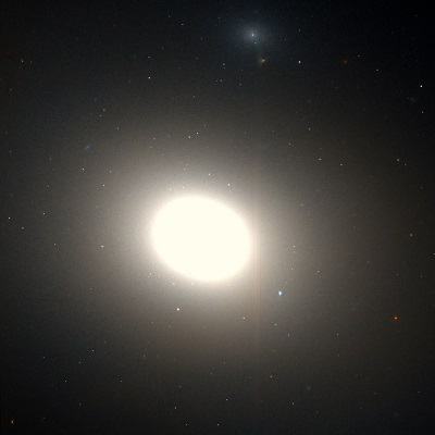 M86 Elliptical galaxy by the Hubble Space Telescope (NASA, ESA, and The Hubble Heritage Team (STScI/AURA))