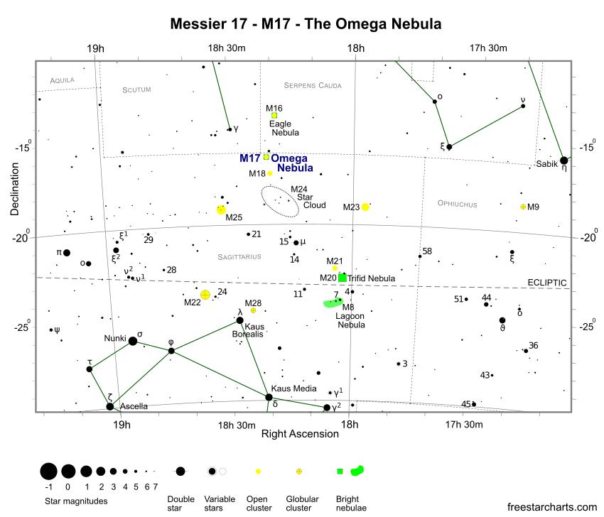 Omega Nebula M NASA Chandra  Editors Note Flickr