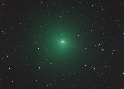 Comet 252P/LINEAR on March 18, 2016 (credit - Gerald Rhemann / Namibia)