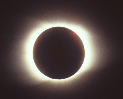 Total Solar Eclipse on March 9, 1997