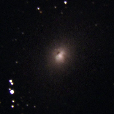 NGC 185 (credit:- James Gregory Telescope, St. Andrews, Scotland)