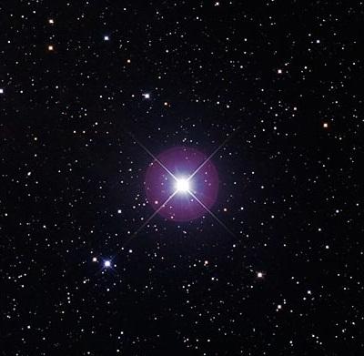 Dwarf star sirius