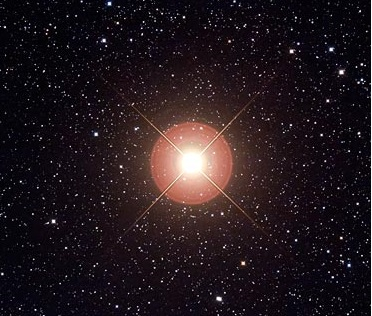 Betelgeuse (credit:- Fred Espenak)