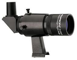 A 9x50 finderscope (credit:- freestarcharts)