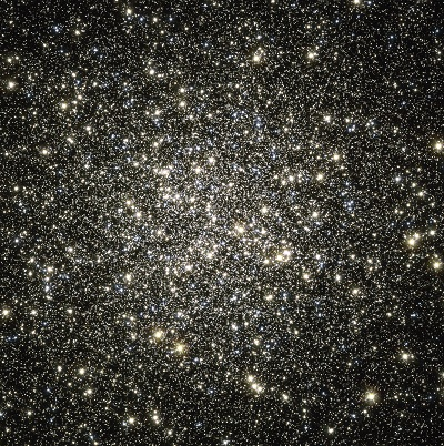M13 Globular Cluster (credit:- NASA, ESA, and The Hubble Heritage Team (STScI/AURA))