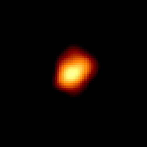 Mira as imaged by the Hubble Space telescope (credit:- NASA, ESA, and The Hubble Heritage Team (STScI/AURA))