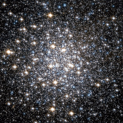 M10 globular cluster by the Hubble Space Telescope (credit:- NASA, The Hubble Heritage Team (AURA/STScI))
