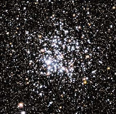 M11 The Wild Duck Cluster (credit:- NASA)
