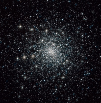 Messier 30 Globular Cluster by the Hubble Space Telescope (credit:- NASA, ESA and The Hubble Heritage Team (STScI/AURA))