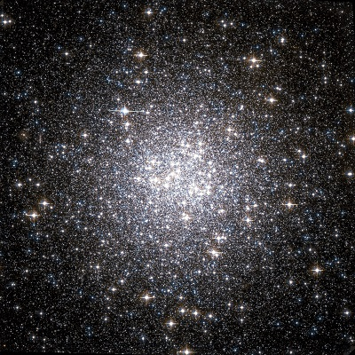 M53 globular cluster by the Hubble Space Telescope (credit:- NASA, The Hubble Heritage Team (AURA/STScI))