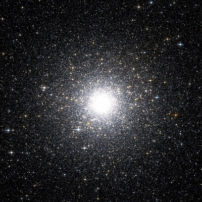 M54 globular cluster by the Hubble Space Telescope (credit:- NASA, The Hubble Heritage Team (AURA/STScI))