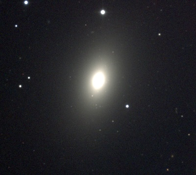 M59 Elliptical galaxy (NOAO/AURA/NSF)