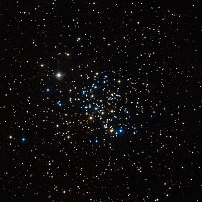 M67 Open Cluster (credit:- Palomar Observatory/STScl/WikiSky)