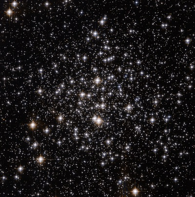 M71 Globular Cluster (credit:- NASA, ESA and The Hubble Heritage Team (STScI/AURA))