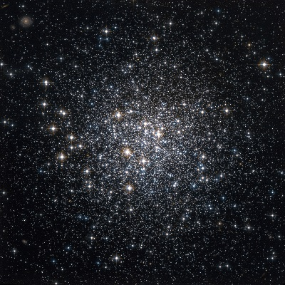 Messier 72 Globular Cluster (credit:- NASA, ESA and The Hubble Heritage Team (STScI/AURA))