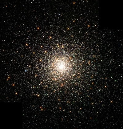M80 globular cluster by the Hubble Space Telescope (NASA, The Hubble Heritage Team (AURA/STScI))