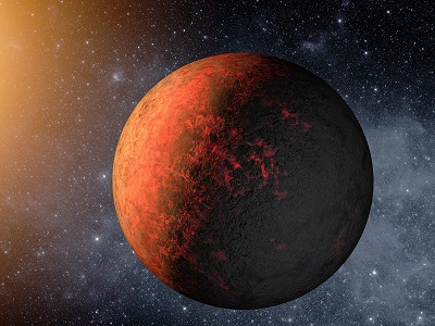 Artist's impression of how Kepler-20e may look (NASA/Ames/JPL-Caltech)