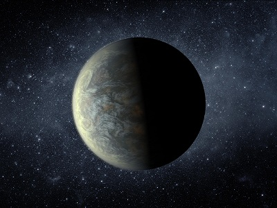 Artist's impression of how Kepler-20f may look (NASA/Ames/JPL-Caltech)