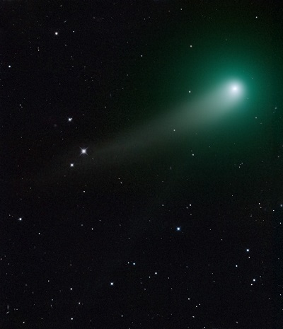 Comet PanStarrs (C/2012 K1) imaged on May 5, 2014 (Adam Block/Mount Lemmon SkyCenter/University of Arizona)
