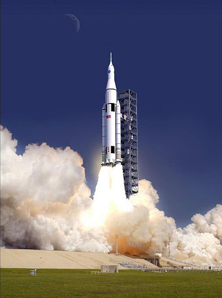 SLS Space Launch System (NASA)
