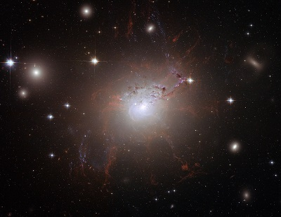 NGC 1275 (credit:- NASA, ESA, and The Hubble Heritage Team (STScI/AURA))
