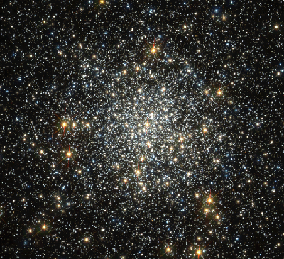 NGC 6541 (credit:- NASA, ESA, and The Hubble Heritage Team (STScI/AURA))