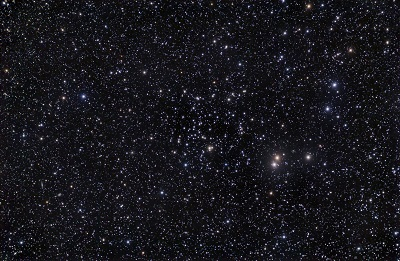 NGC 752 Open Cluster (credit:- Alson Wong - www.alsonwongastro.com)